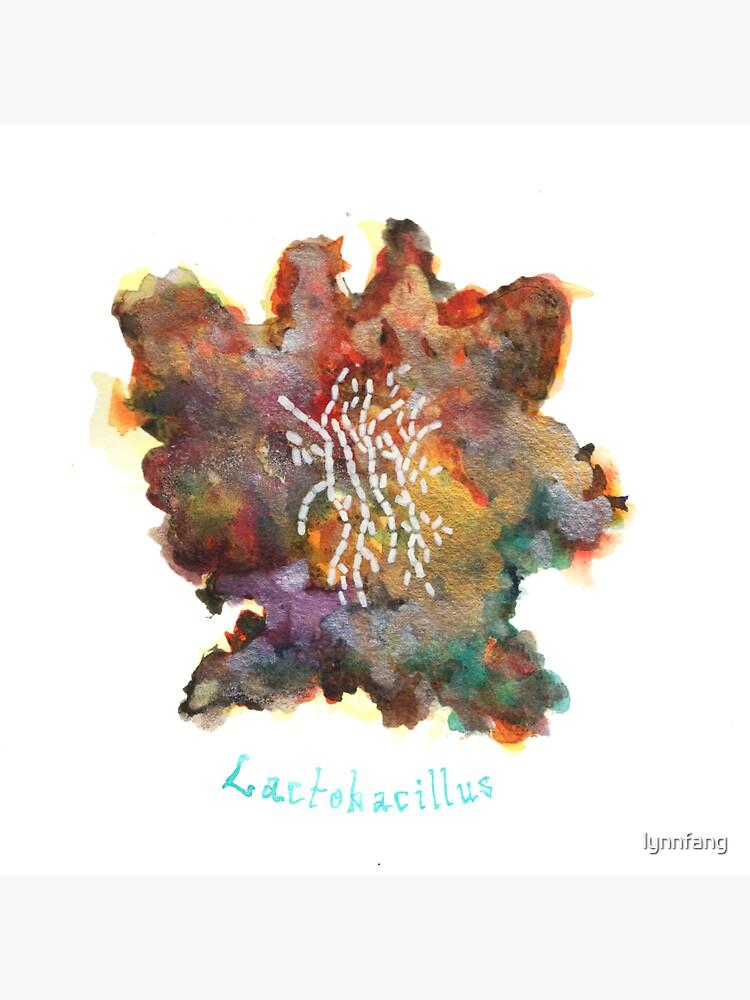 Lactobacillus Art Prints by lynnfang