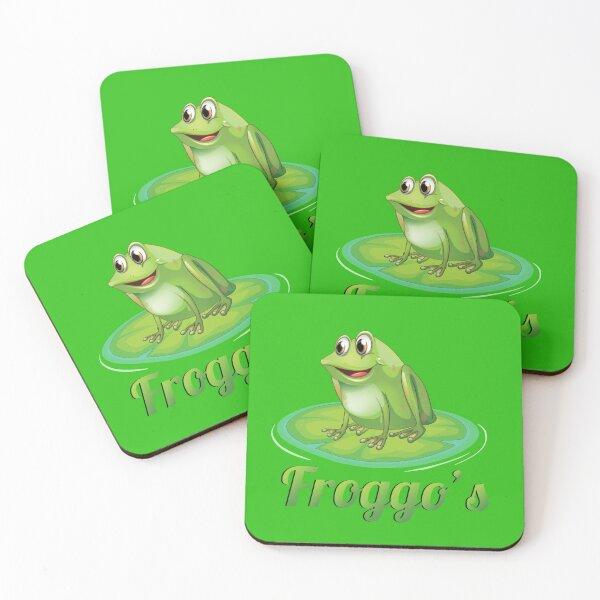 Froggo's Coasters (Set of 4)
