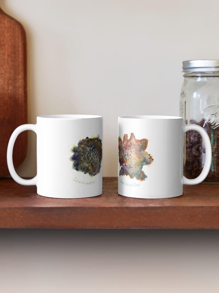 Alternate view of Leuconostoc Art Prints Mug