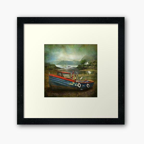 'Ceol Mor' Framed Art Print