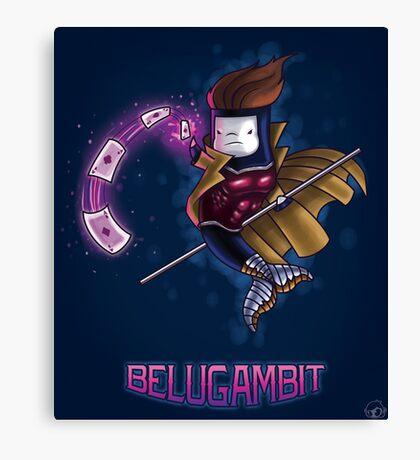 BeluGambit Print Canvas Print