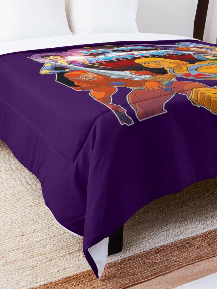 Alternate view of He-Man Comforter
