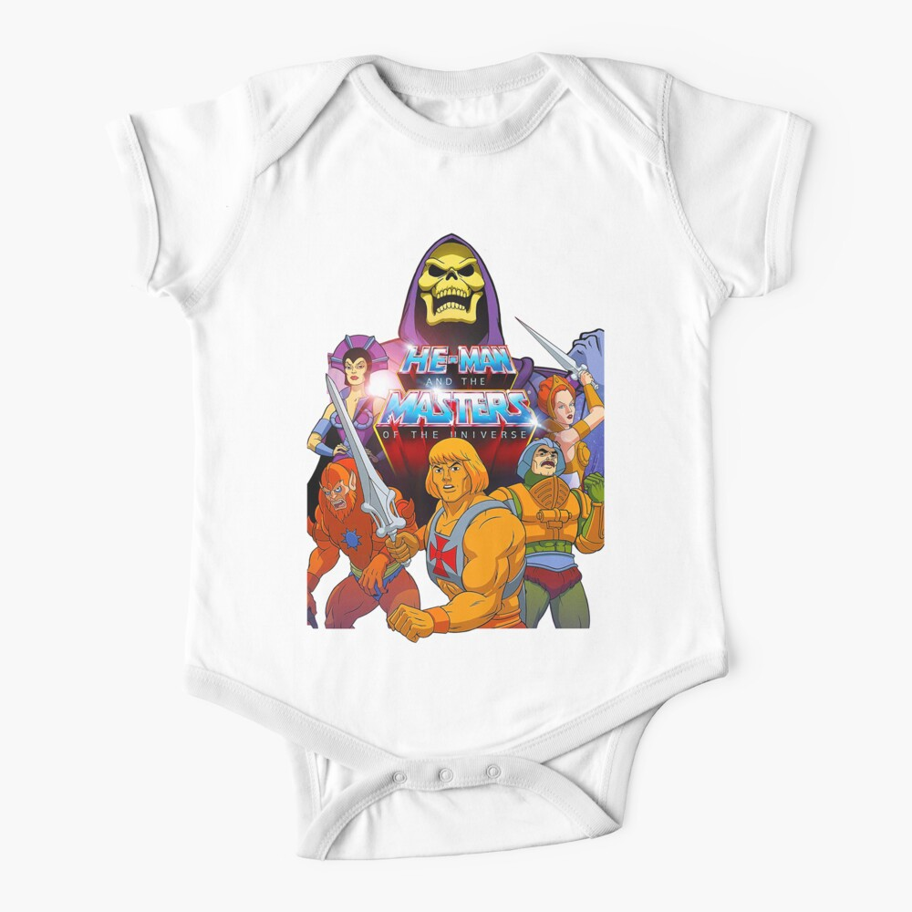 He-Man Baby One-Piece
