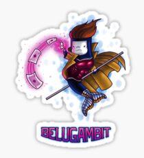 BeluGambit  Sticker