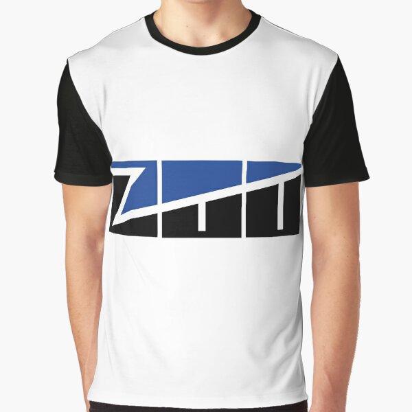 ZTT (Zang Tuum Tumb) Graphic T-Shirt