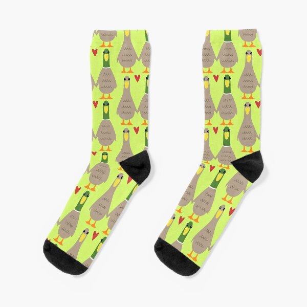 Love Ducks Socks