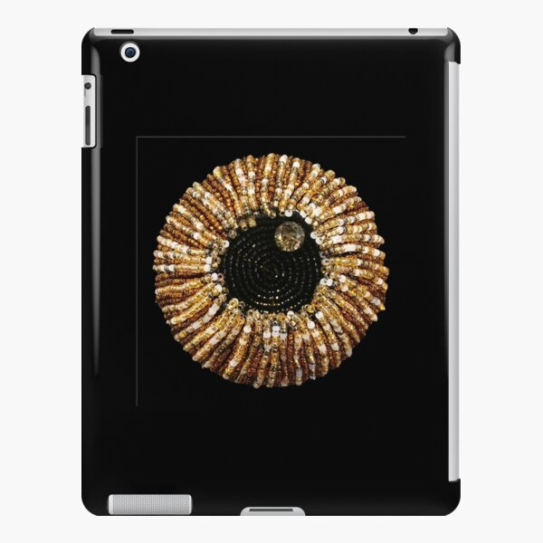 The eye of the beholder iPad Snap Case