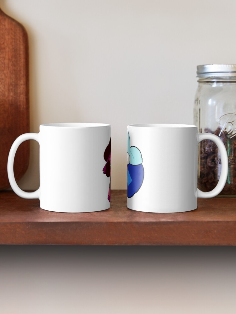 Alternate view of Made of love Mug
