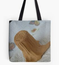 'stumped', for ideas Tote Bag