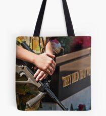 Lest We Forget 2011 Tote Bag