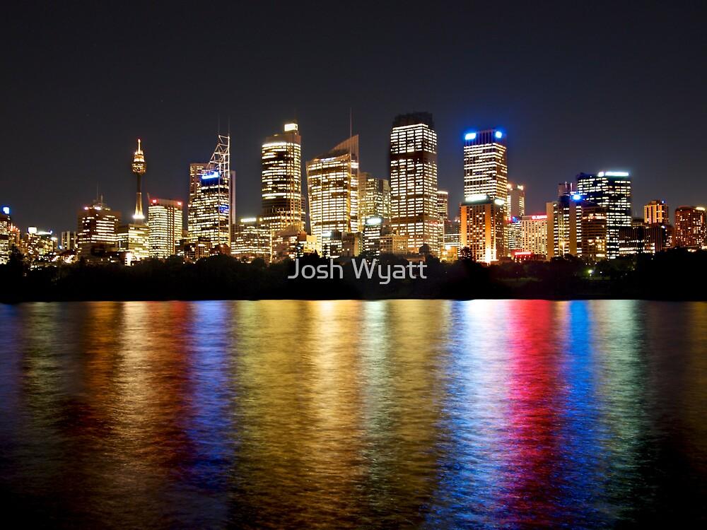 Sydney City by Josh Wyatt