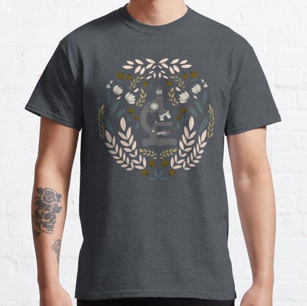 Gray Folk Microscope Classic T-Shirt