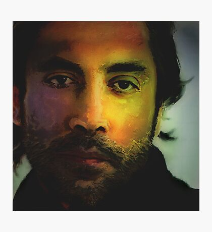 Javier Bardem... Favorite Male Actor series Photographic Print