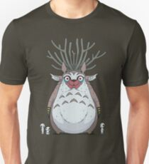 Deer God Totoro T-Shirt