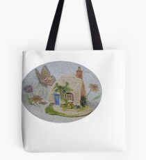 Miniature Cottage #2 Tote Bag