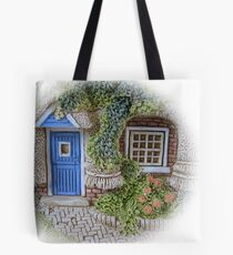 Miniature Cottage #2 Welcome Tote Bag