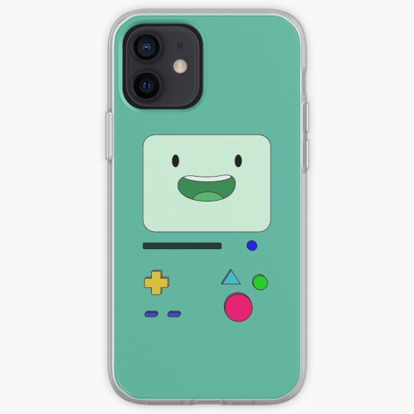 BMO sits and waves - AdventureTime™ iPhone Soft Case