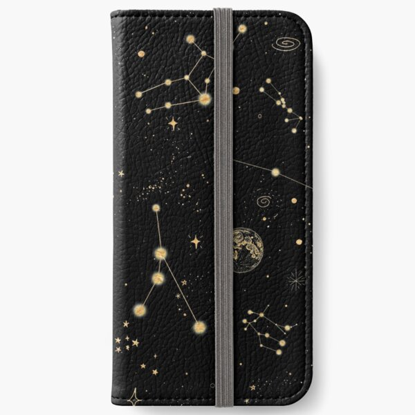 Into The Galaxy iPhone Wallet