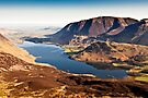 Crummock Water, Cumbria. UK by David Lewins