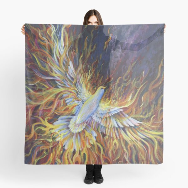 Holy Fire Scarf