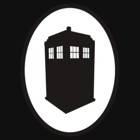 TShirtGifter presents: Time Travel in Black & White