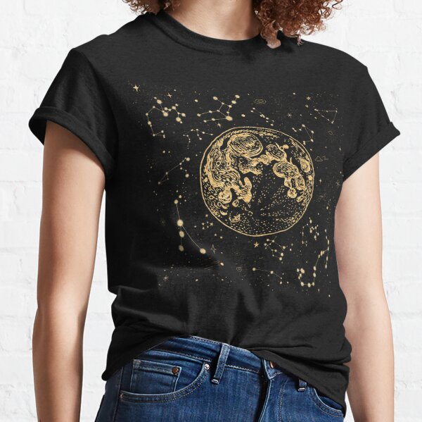 Into The Galaxy Classic T-Shirt