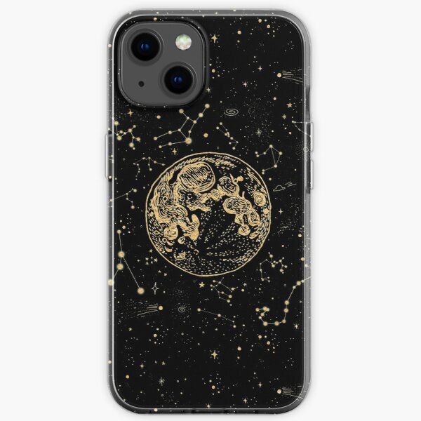 Into The Galaxy iPhone Soft Case