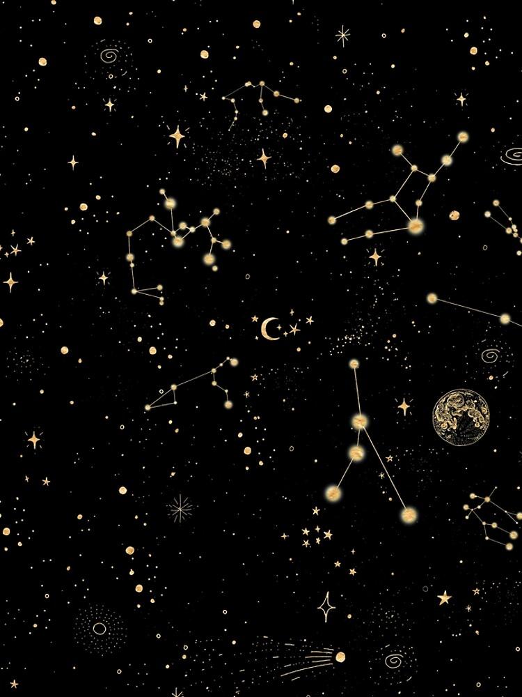 Into The Galaxy by wolfandbird