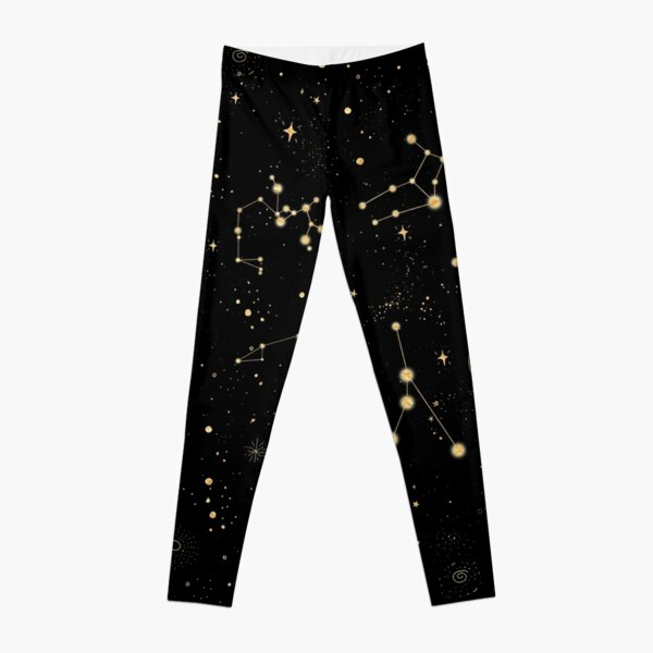 Into The Galaxy Leggings