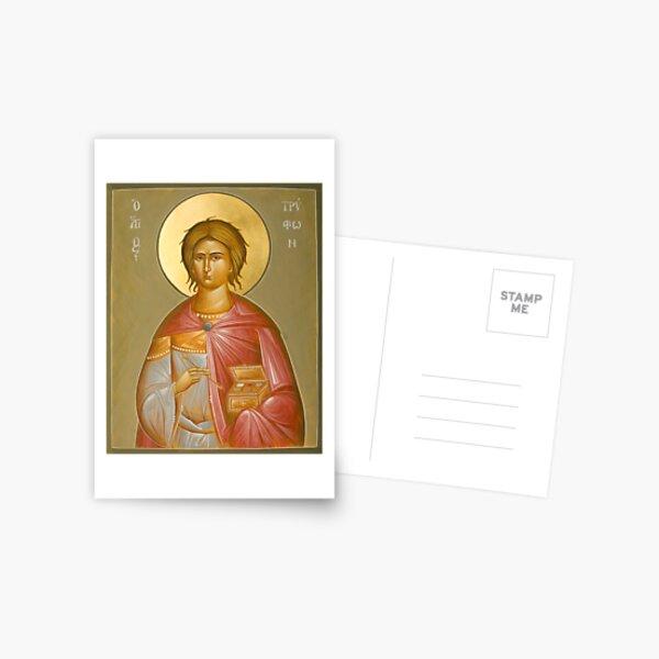 St Tryphon Postcard