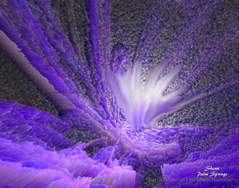 ETERNAL LIGHT by SherriOfPalmSprings Sherri Nicholas-