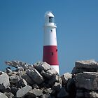 Portland Bill Lighthouse by Dean Messenger
