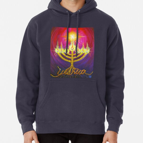 Light Of Life Pullover Hoodie