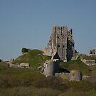 Corfe Castle, Dorset by Dean Messenger