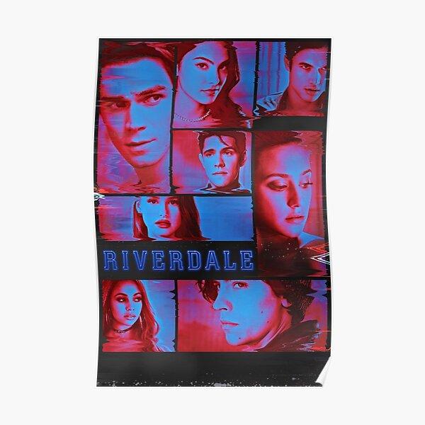 RIVERDALE Saison 4 Poster