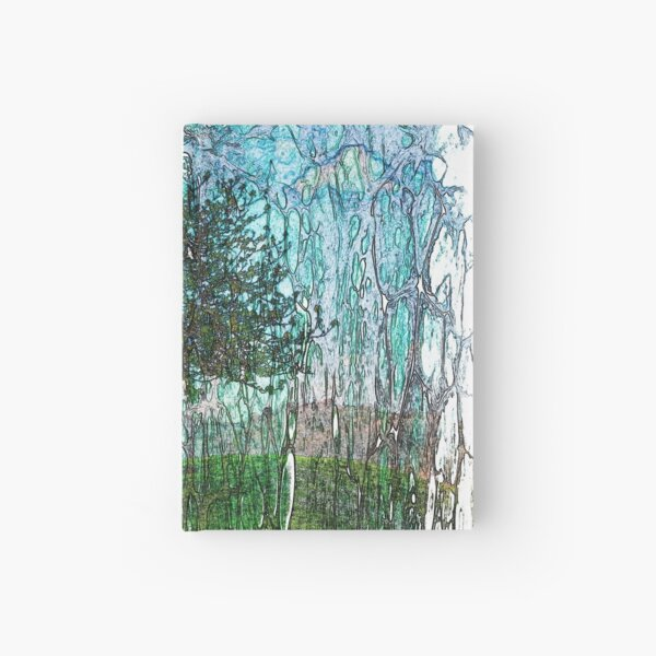 The Atlas Of Dreams - Color Plate 94 Hardcover Journal