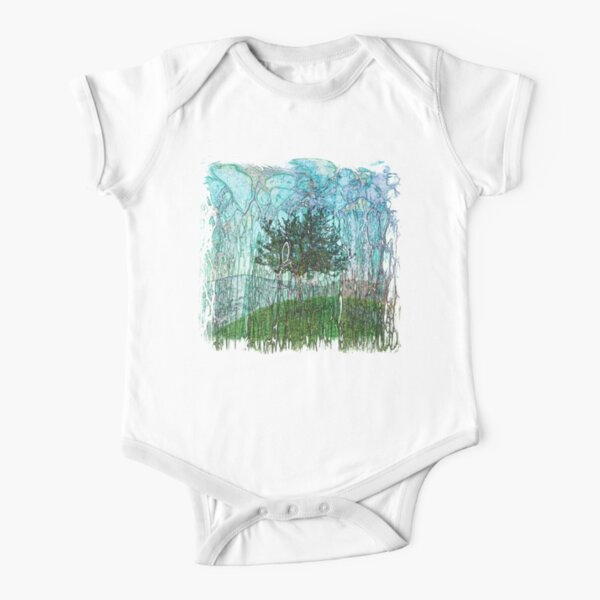 The Atlas Of Dreams - Color Plate 94 Short Sleeve Baby One-Piece