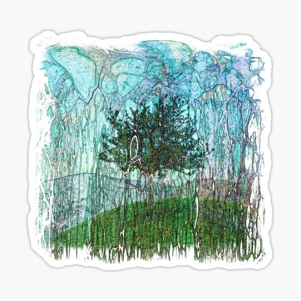The Atlas Of Dreams - Color Plate 94 Sticker