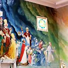 Mural at St Gabriel's by TonyCrehan