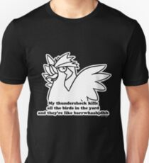 Pokemon - Thundershock Unisex T-Shirt