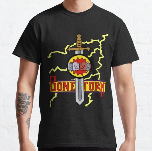 BoneStorm clear Classic T-Shirt
