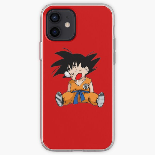 GOKU SLEEP iPhone Soft Case