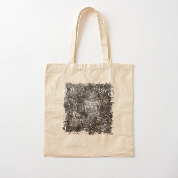 The Atlas Of Dreams - Color Plate 97 b&w Cotton Tote Bag