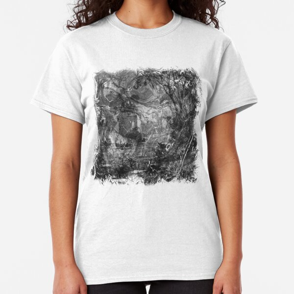 The Atlas Of Dreams - Color Plate 97 b&w Classic T-Shirt