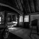 Bayleaf: Bedroom Interior by Leon Ritchie