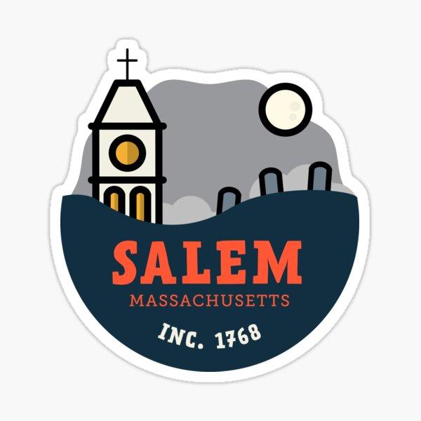 Salem Sticker