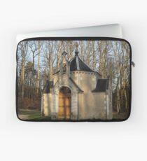 Church or Crypt?, Montresor, Loire Valley, France 2012 Laptop Sleeve