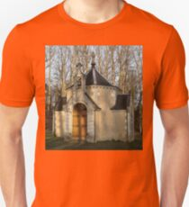 Church or Crypt?, Montresor, Loire Valley, France 2012 T-Shirt