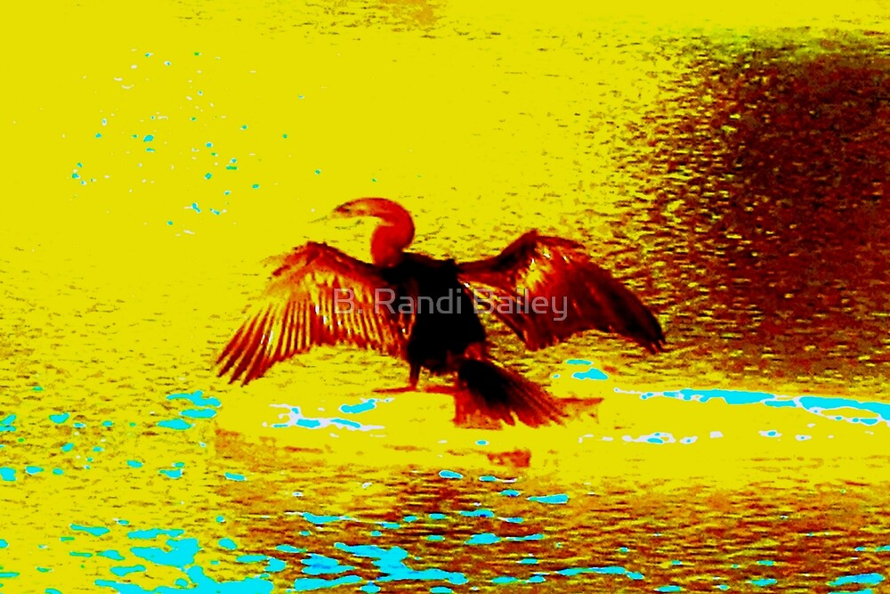 On golden pond by ♥⊱ B. Randi Bailey