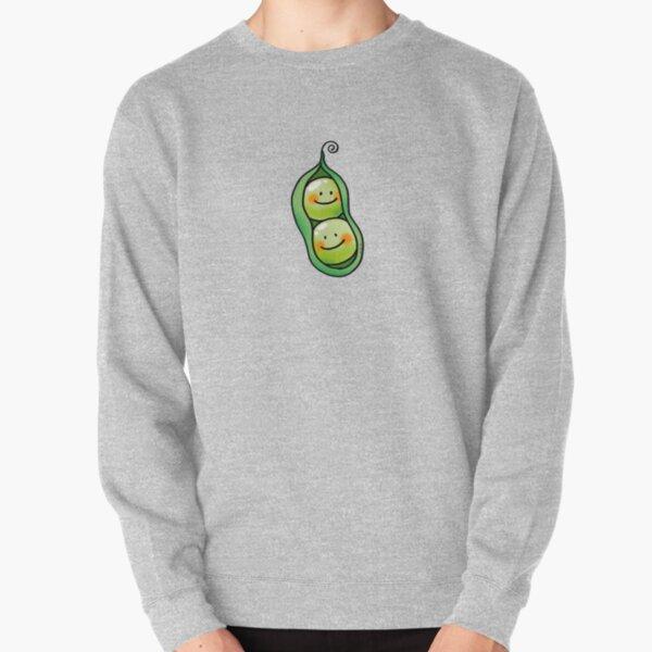 cute 2 peas in a pod Pullover Sweatshirt